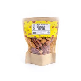 Ореховый коктейль (фундук, миндаль, пекан)